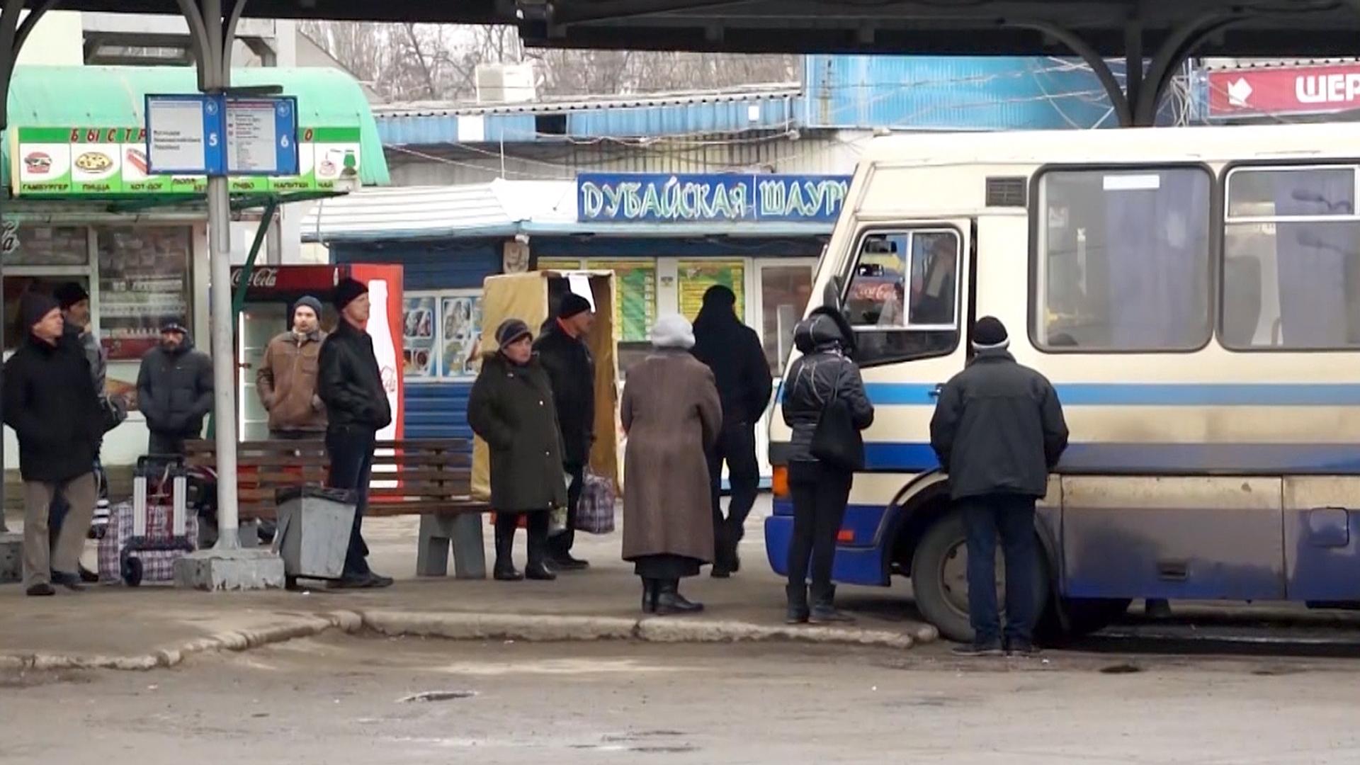 Ukraine Peace Talks Collapse As Fighting Continues