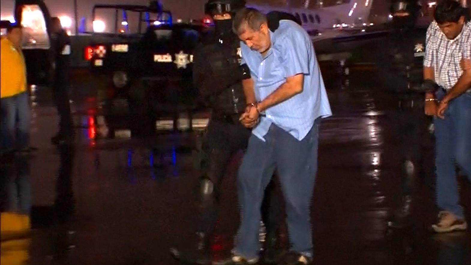 juarez cartel leader vicente carrillo fuentes arrested in mexico. Black Bedroom Furniture Sets. Home Design Ideas
