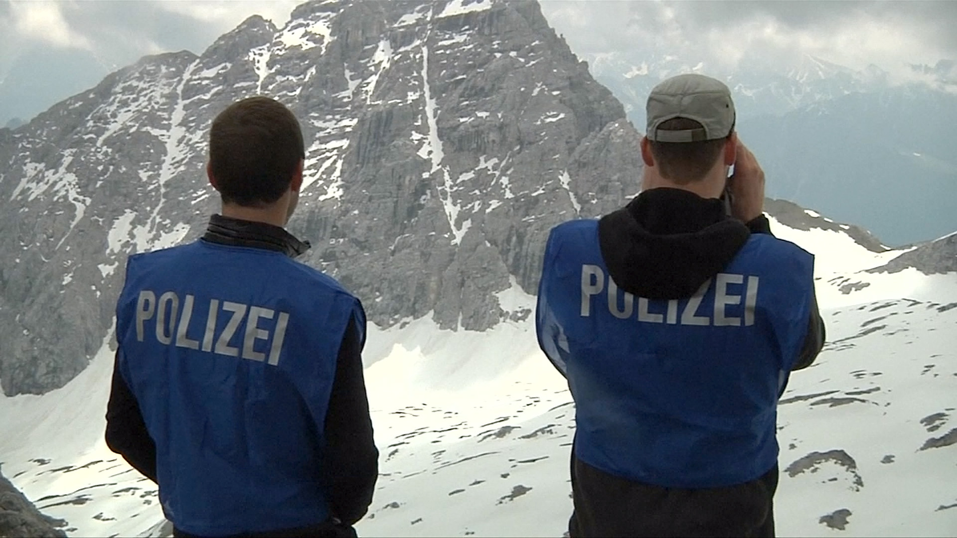Alpine Lockdown: 17,000 Cops Guard G-7 Summit