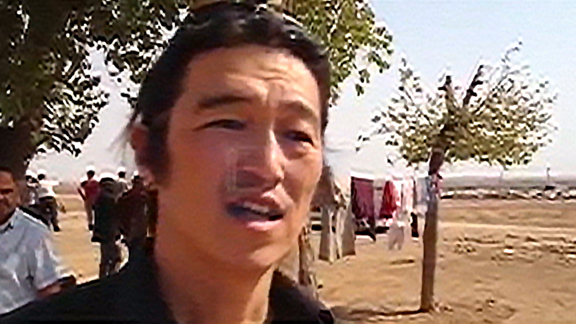 Watch isis hostage reports from kobani in october 2014 nbc news