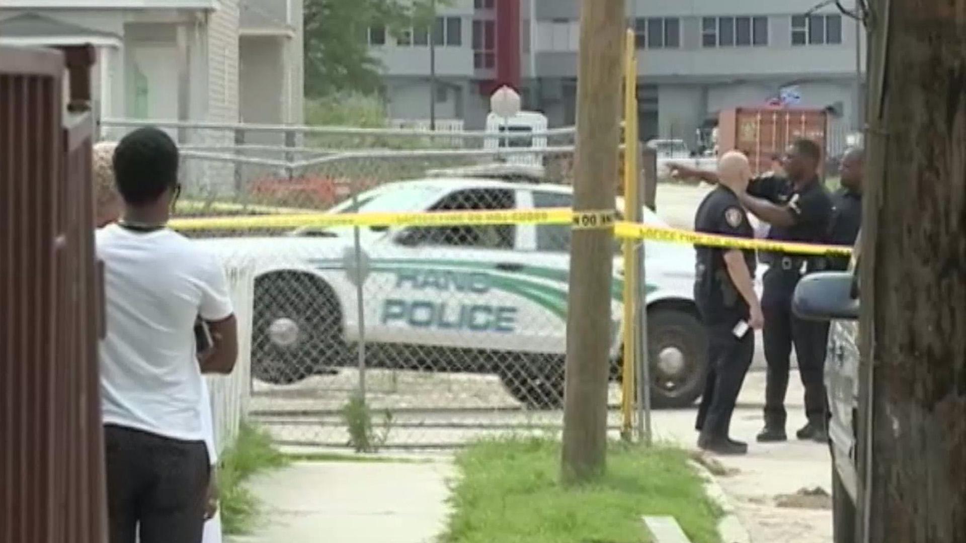 New Orleans Police Officer Shot Dead in Patrol Car