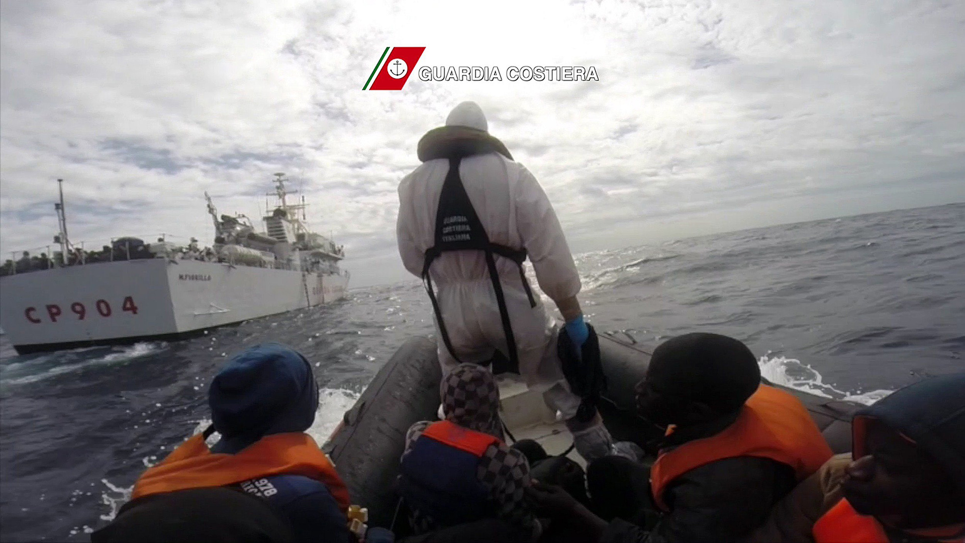 More Than 4,200 Migrants Rescued From Mediterranean Sea in 5 Days