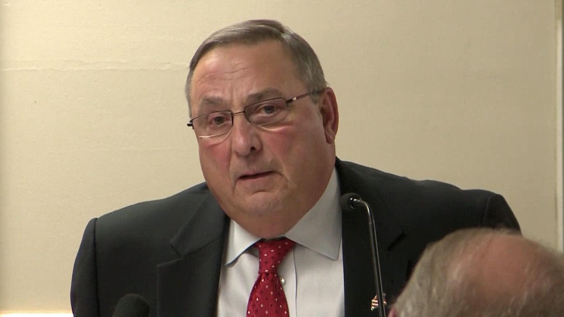 Maine Governor's Remarks About Out-Of-State Drug