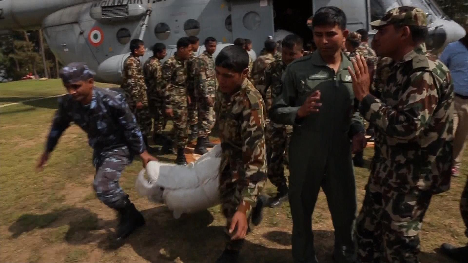 Nepal Earthquake: Kathmandu Airport Closes Damaged Runway to Big Planes