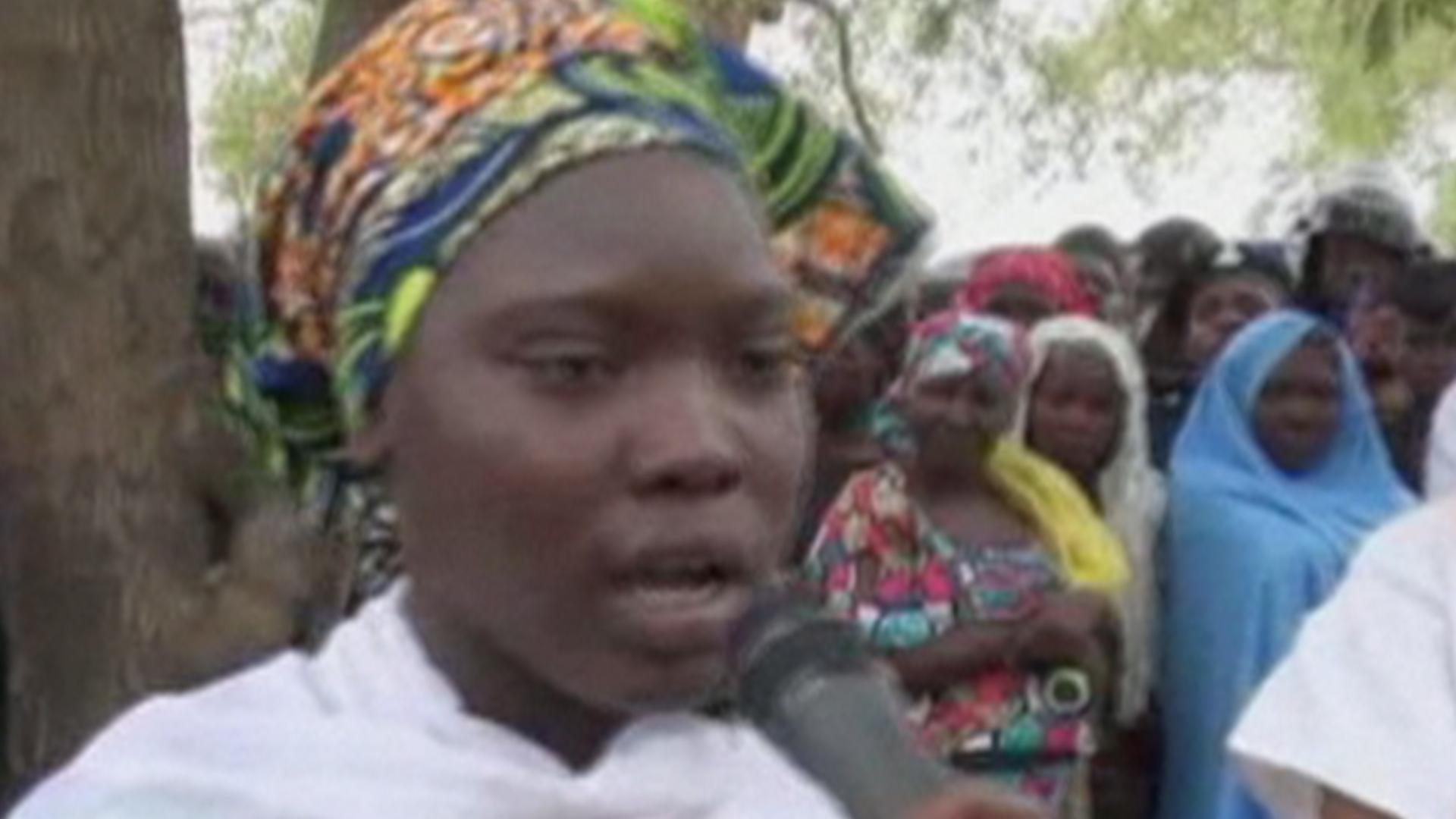 Nigerian Girls Offer Stirring Abduction Details
