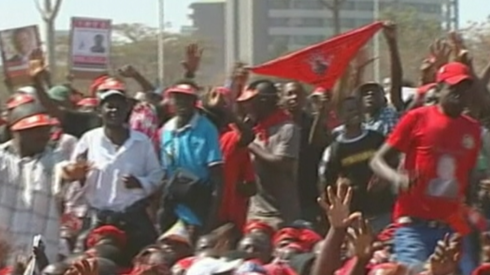 Zimbabwean latest news videos and information