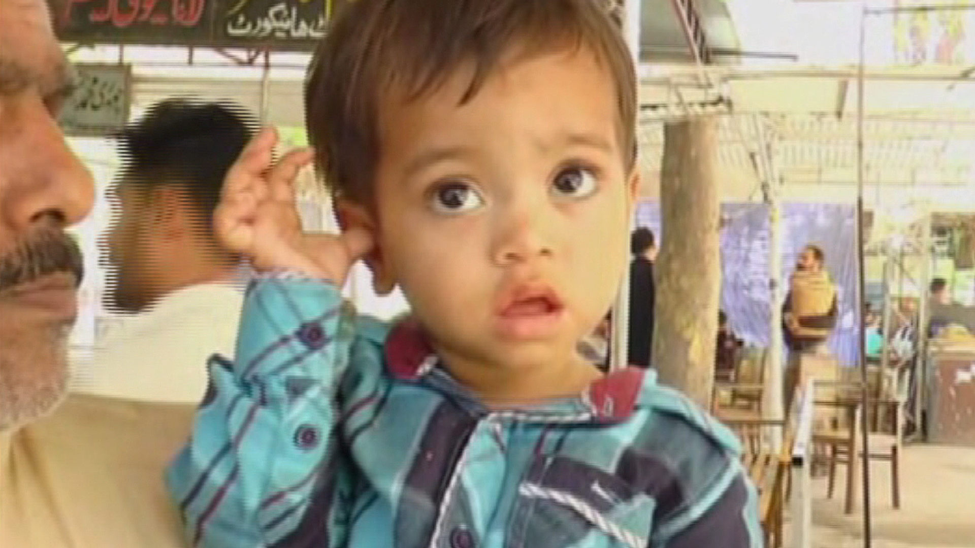 Baby Charged With Attempted Murder, Goes Into Hiding in Pakistan