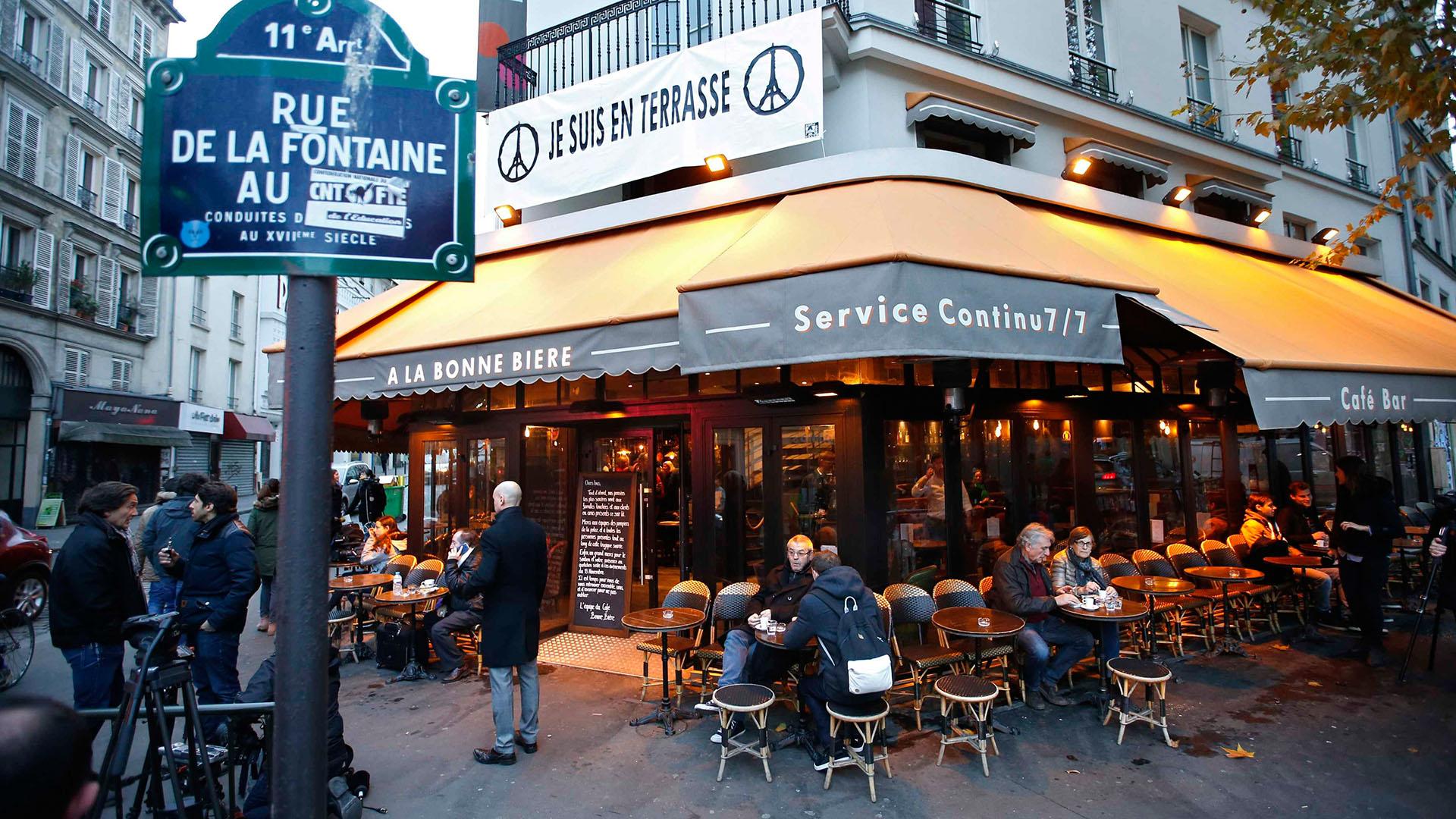 Cafe La Bonne Biere Paris
