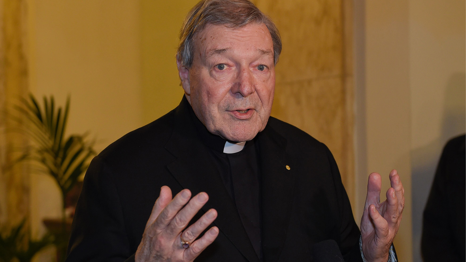 Vatican Official Who Didn't Act on Abuse Claim: 'I Should Have Done More'
