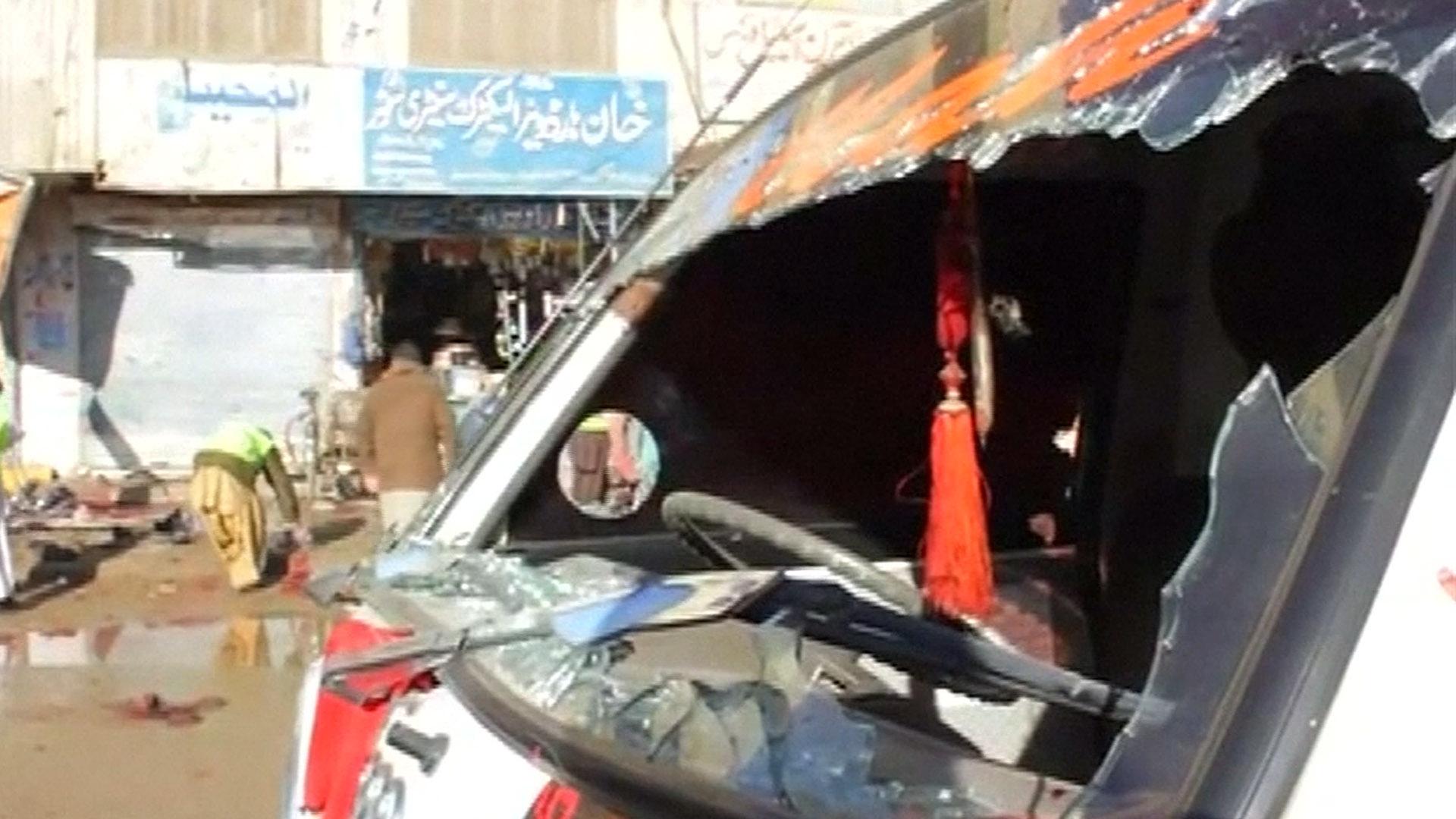 Bomb Blast Kills 14 at Polio Center in Quetta, Pakistan: Police