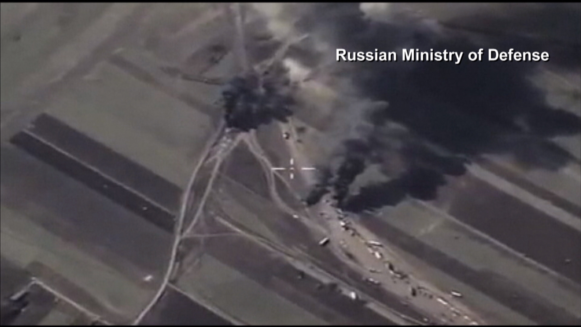 Russia Makes More Airstrikes Over Syria