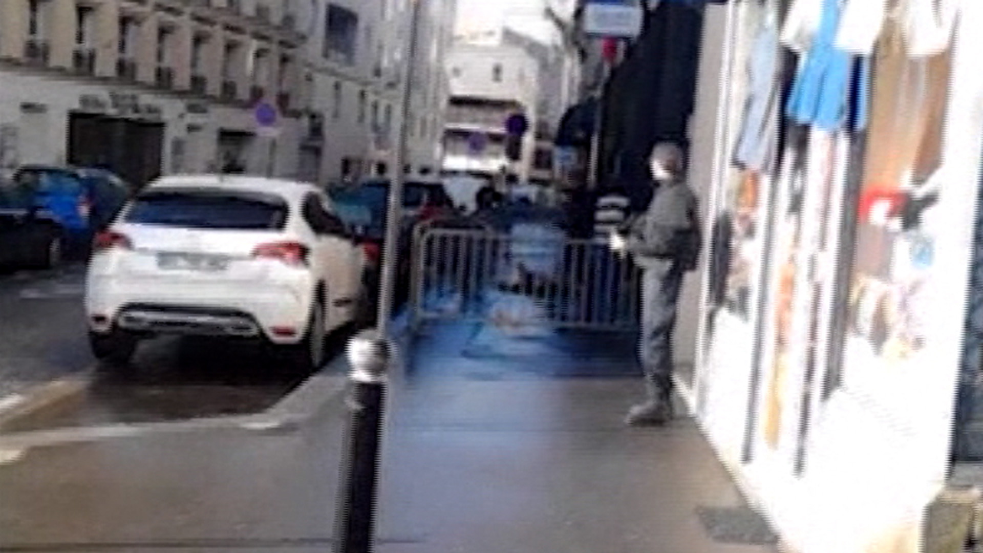 Paris Attacker Killed by Cops Had Paper With ISIS Flag on It: Official