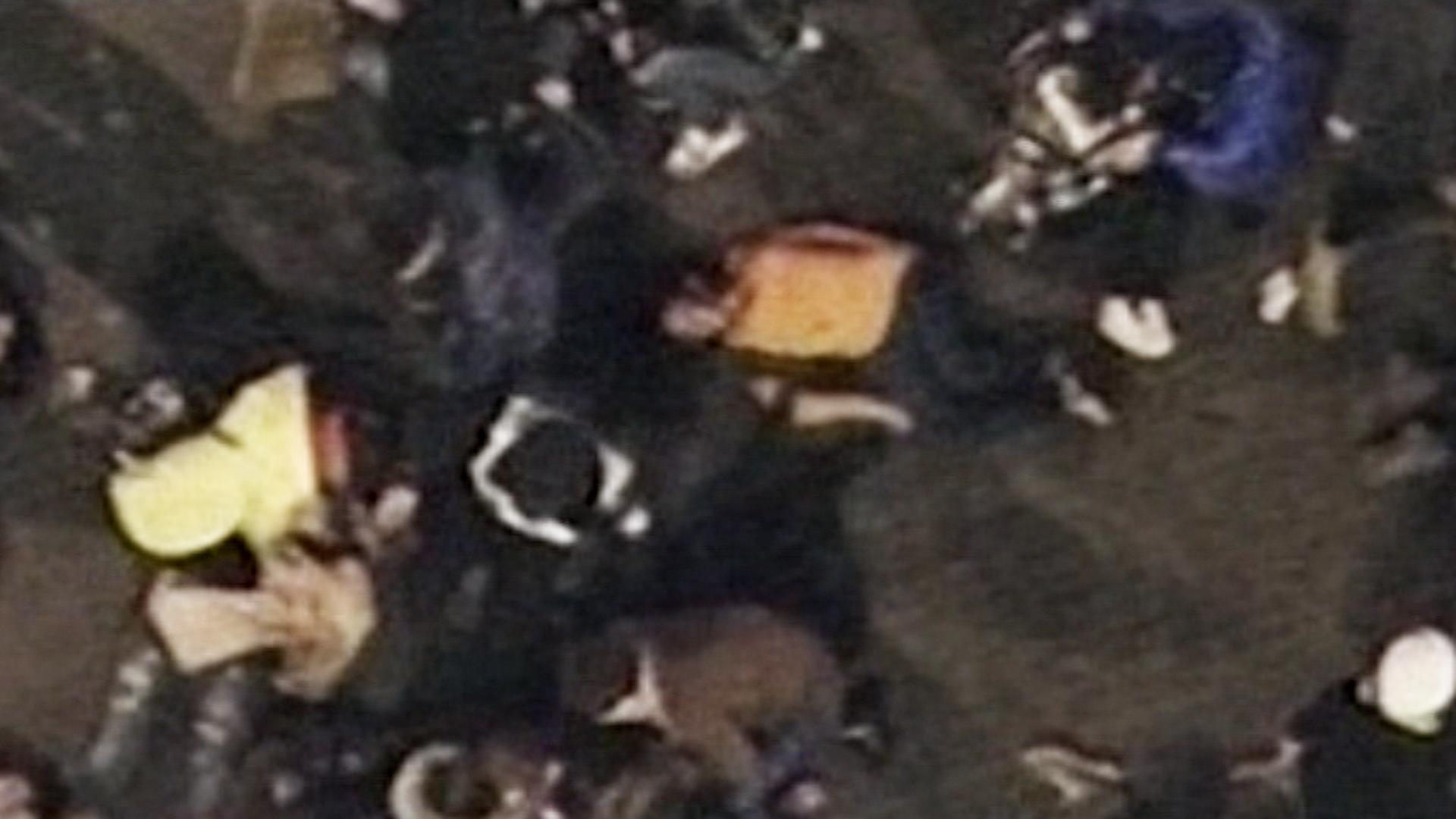 Relatives Speak Out After Shanghai Stampede Kills 36