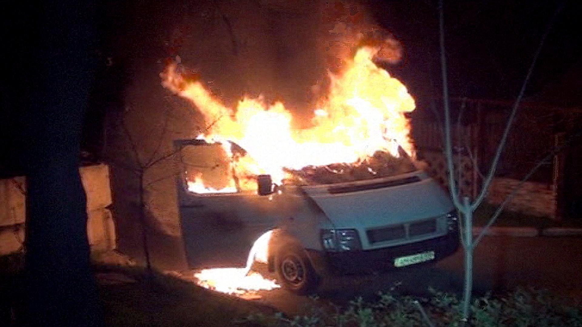 Three Pro-Russian Separatists Shot Dead in Ukraine Base Attack