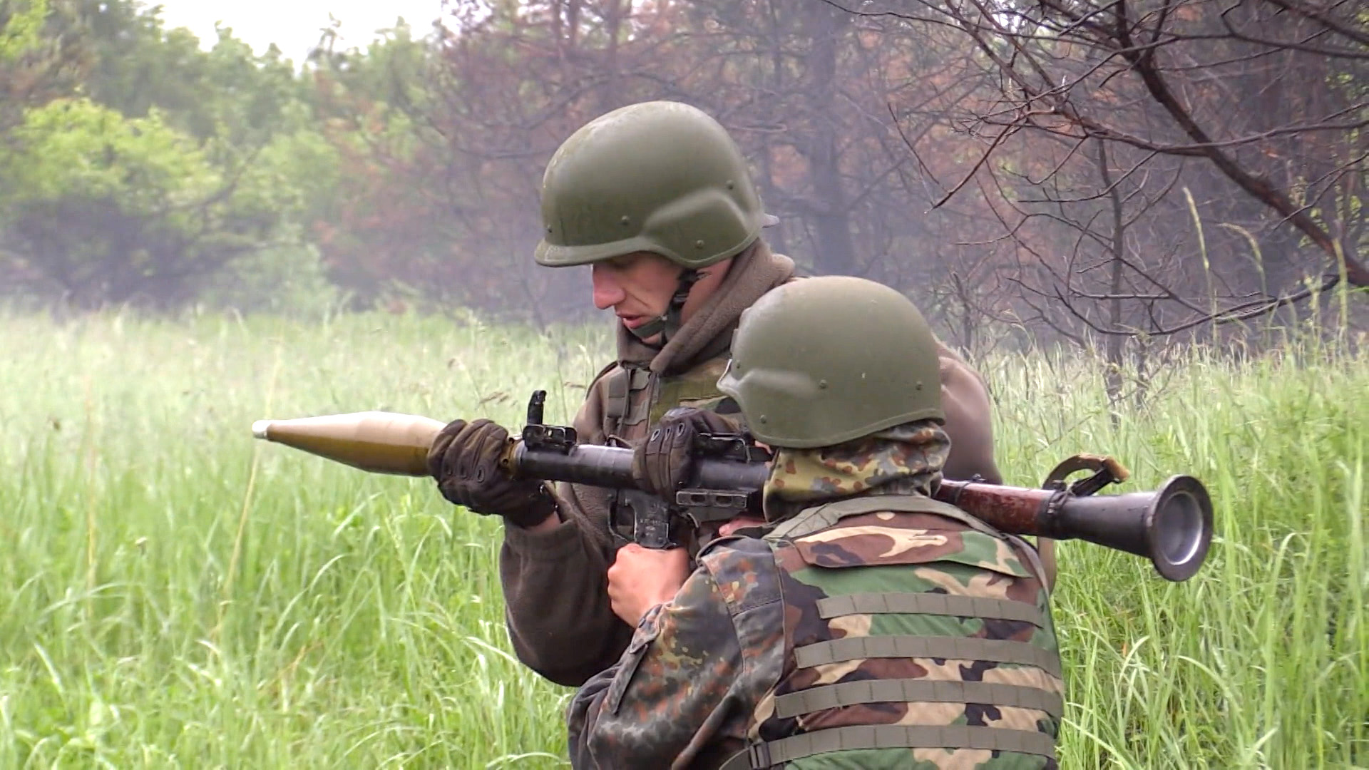 U.S. Trains Ukrainian Forces on Russia's Doorstep — And Moscow Isn't Happy
