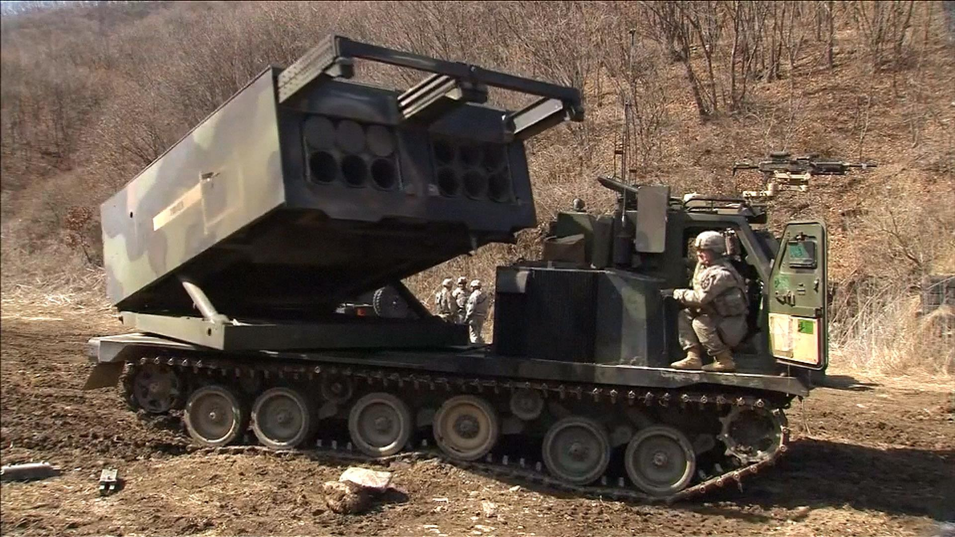 North Korea: U.S. Military Drills Take Region to 'Brink of War'