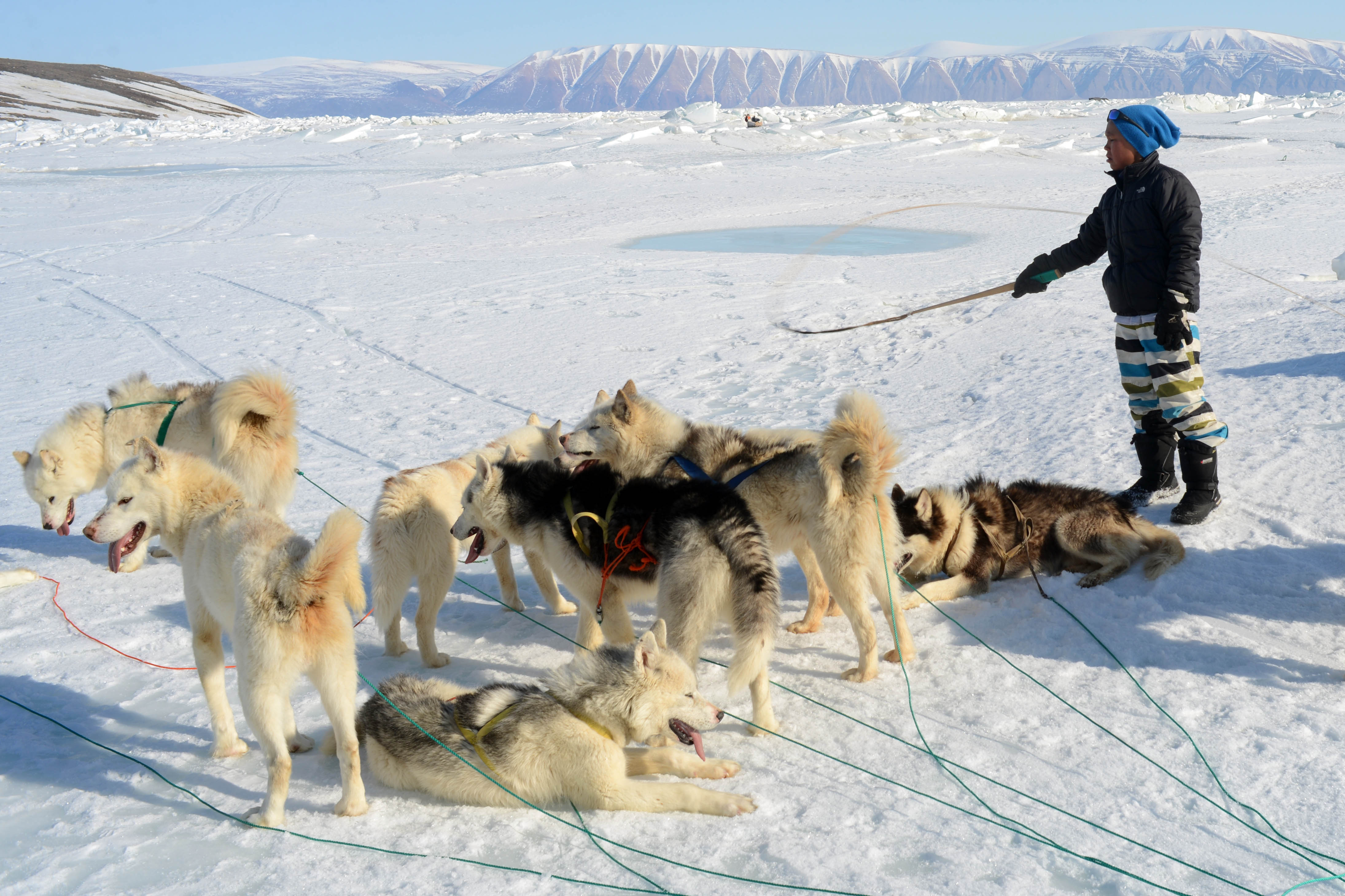 on thin ice inuit way of life vanishing in arctic nbc news