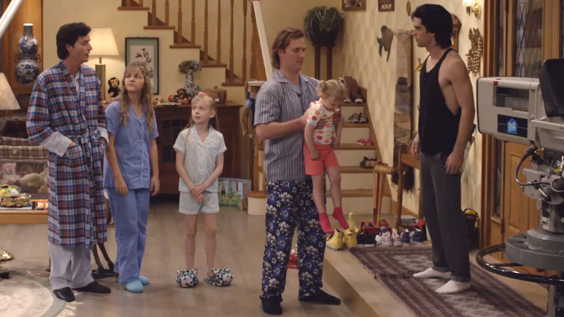 39 unauthorized full house story 39 clip gives sneak peek at for Fully house