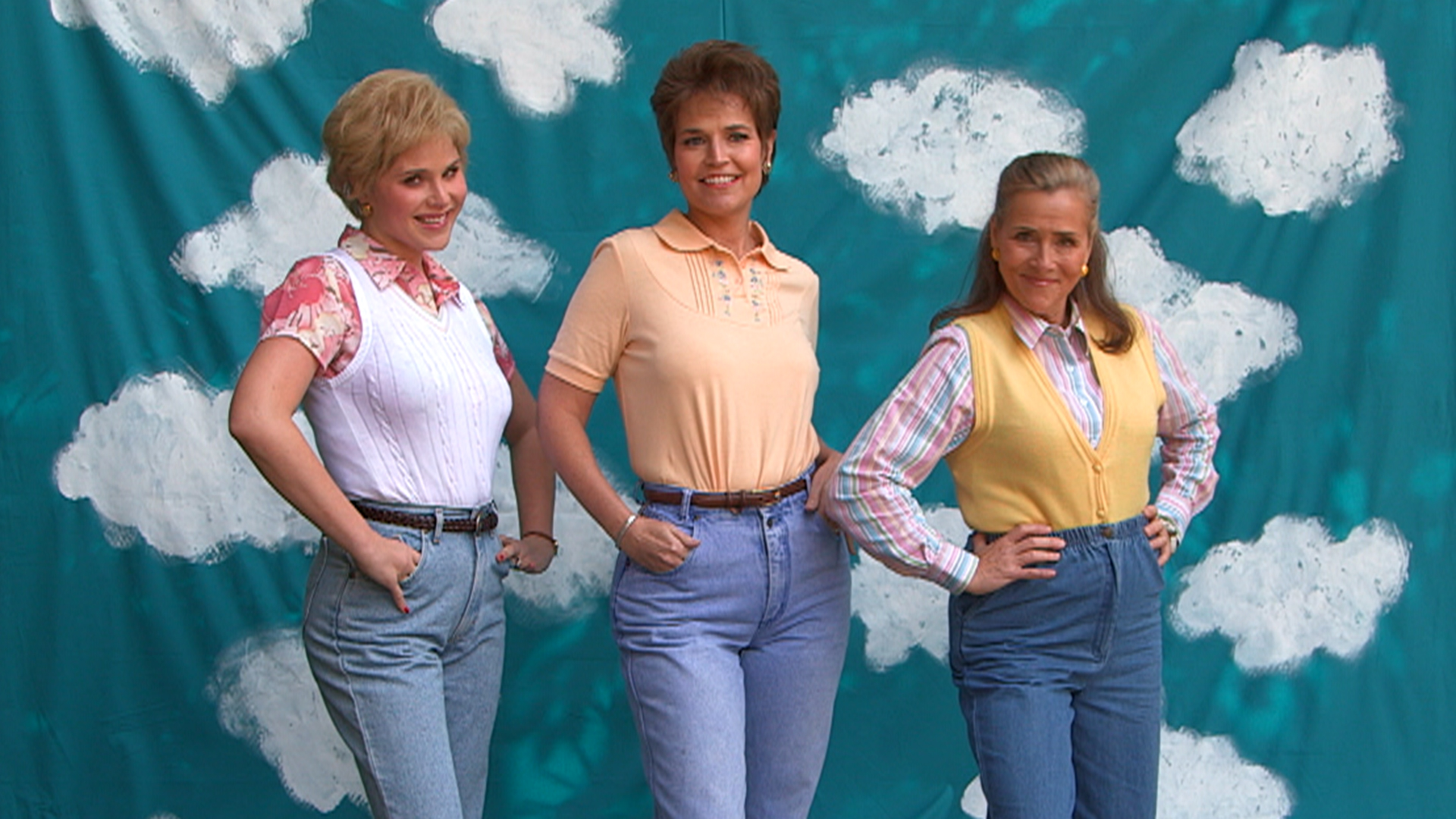 today ladies rock mom jeans in snl spirit   today