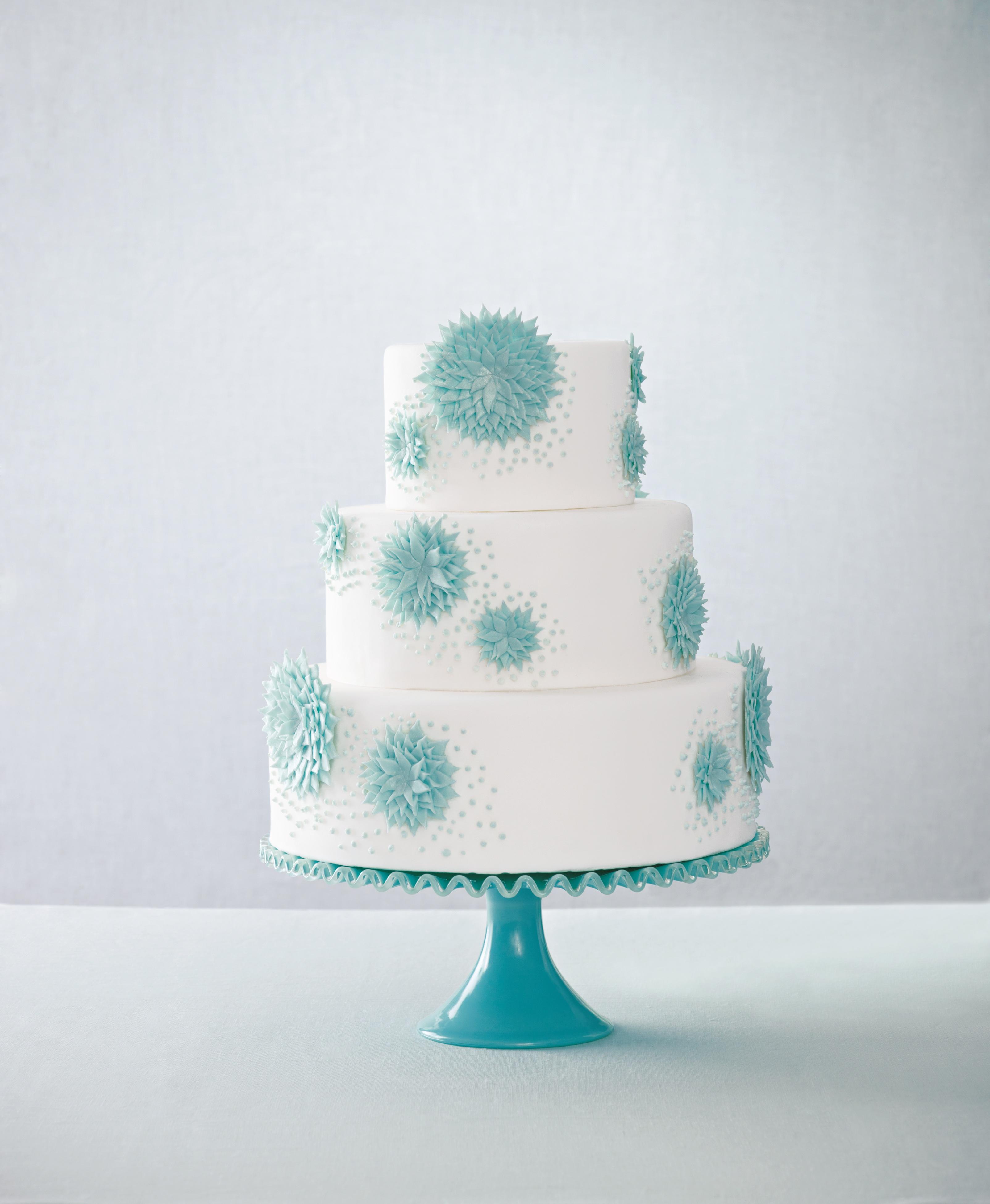 7 wedding cake styles