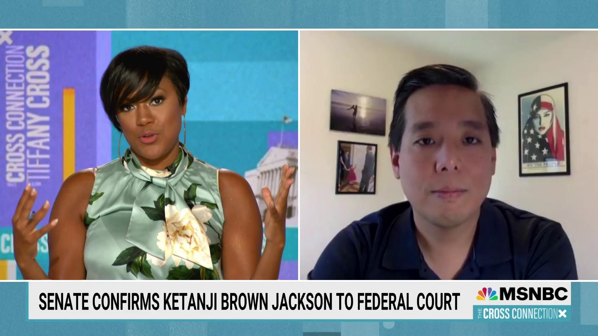 Senate confirms potential Biden SCOTUS short-lister Ketanji Brown Jackson to influential D.C. Circuit