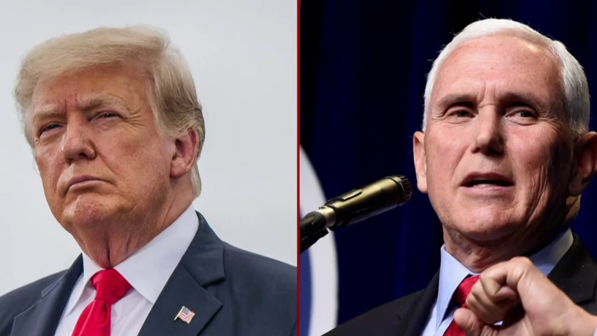 Mike Pence is the wort kind of coward. A new book about Trump proves it.