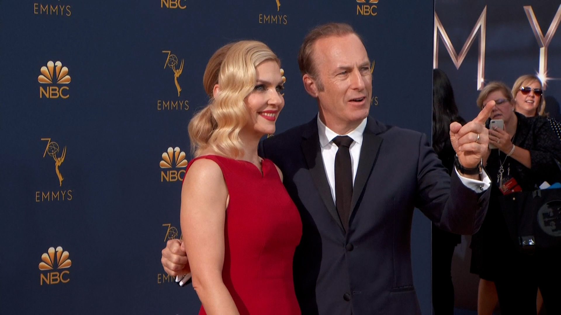 Bob Odenkirk tweets he is 'back to work' on 'Better Call Saul' after heart attack