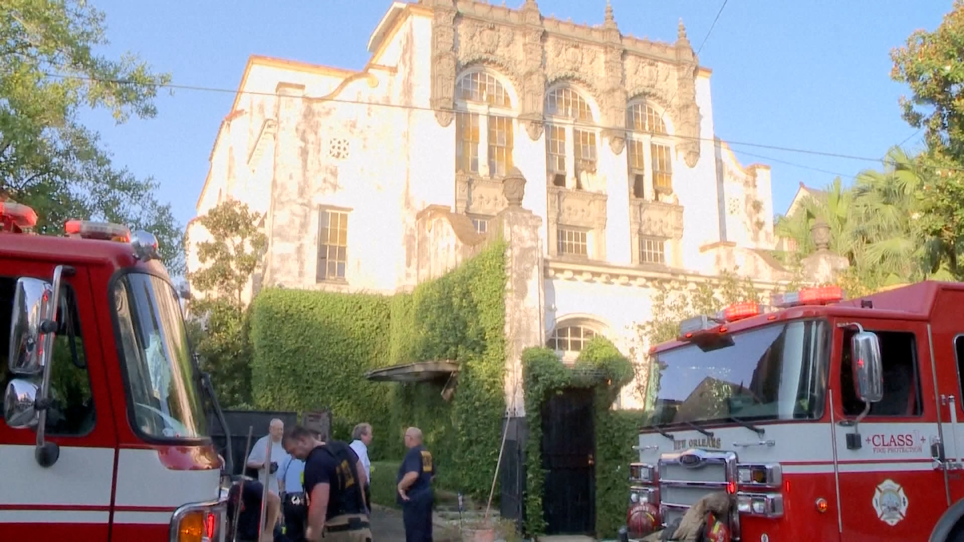 Fire at New Orleans home linked to Beyoncé, Jay-Z investigated as arson