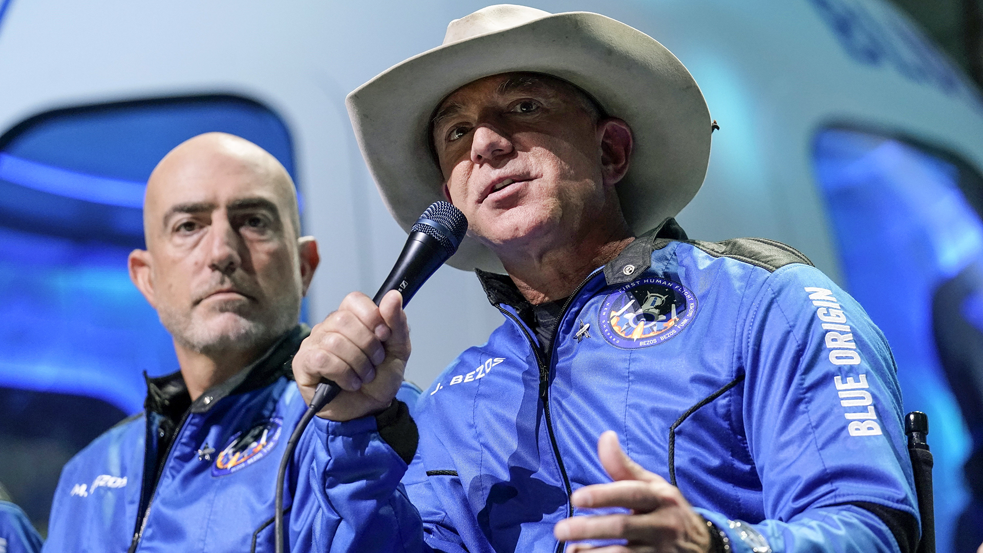 Who's really paying for billionaires to go to space?