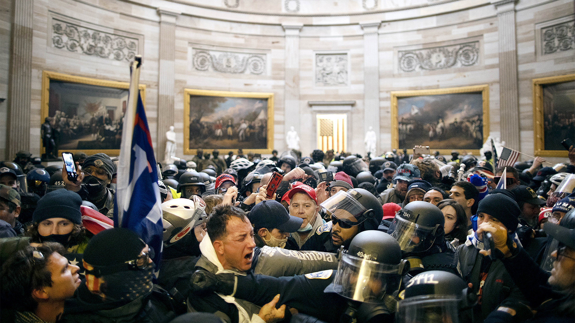 Watch live: Jan. 6 select committee holds first House hearing on Capitol riot