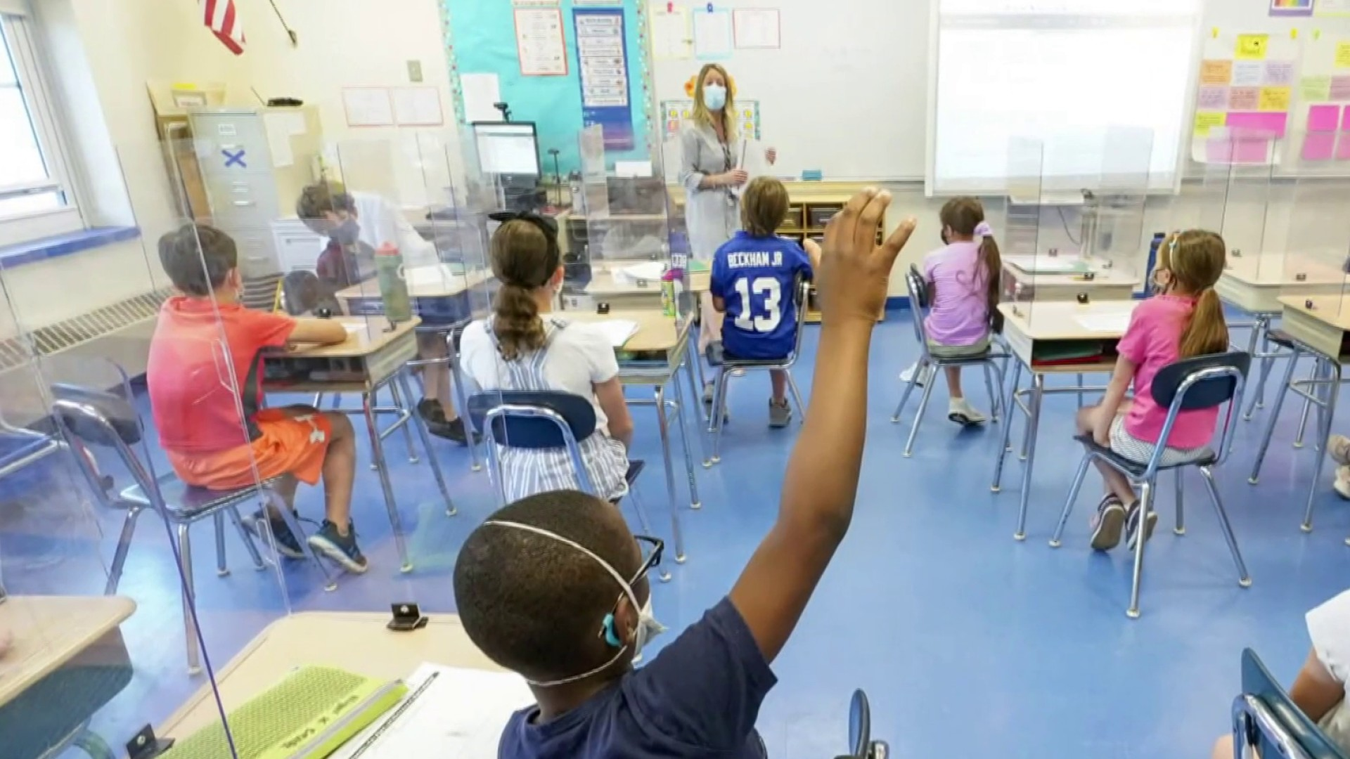Over 20,000 Mississippi Students Placed in Coronavirus Quarantine After First Week of School