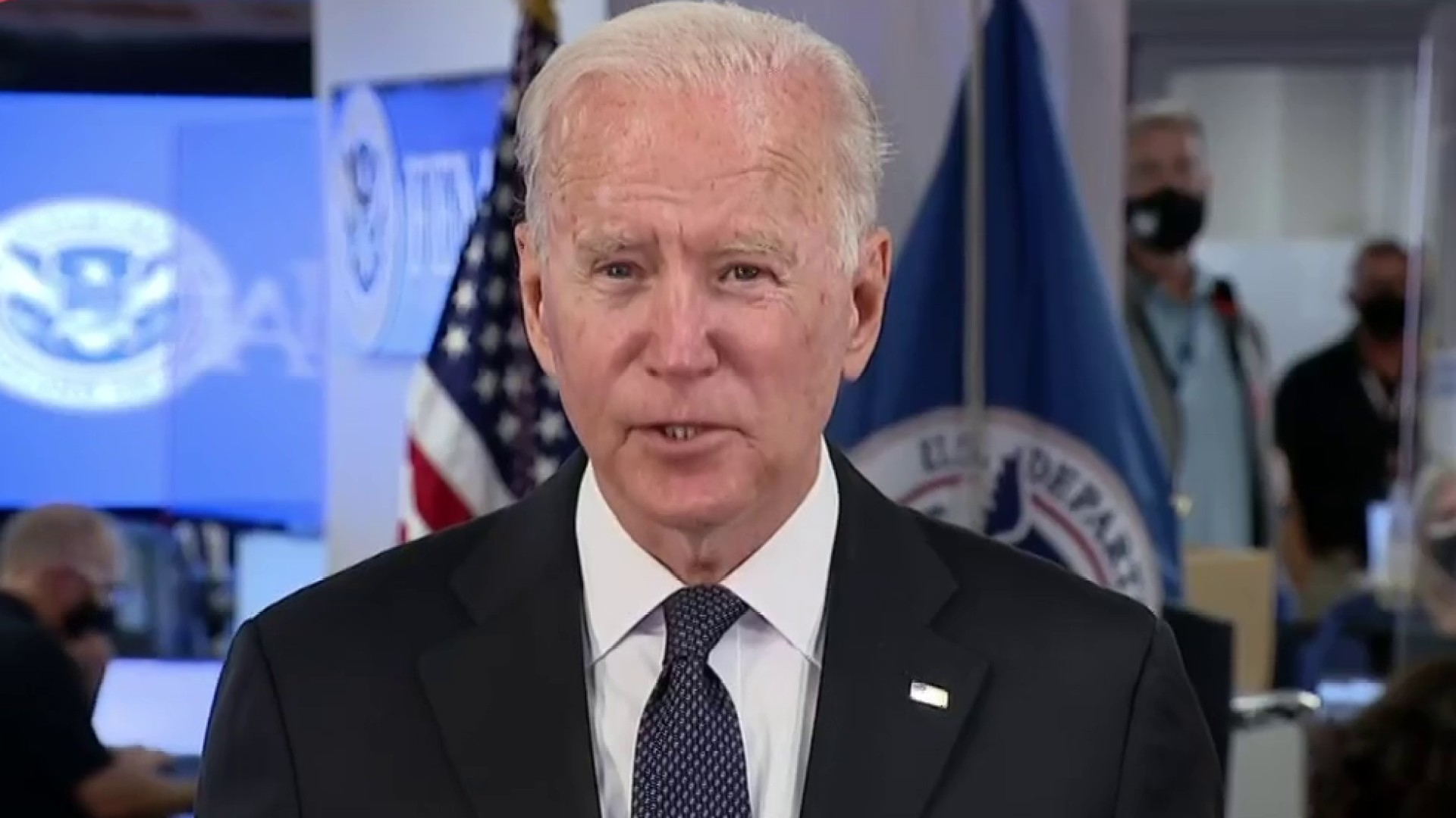 'We are prepared for the worst': Biden gives update on Hurricane Ida federal response