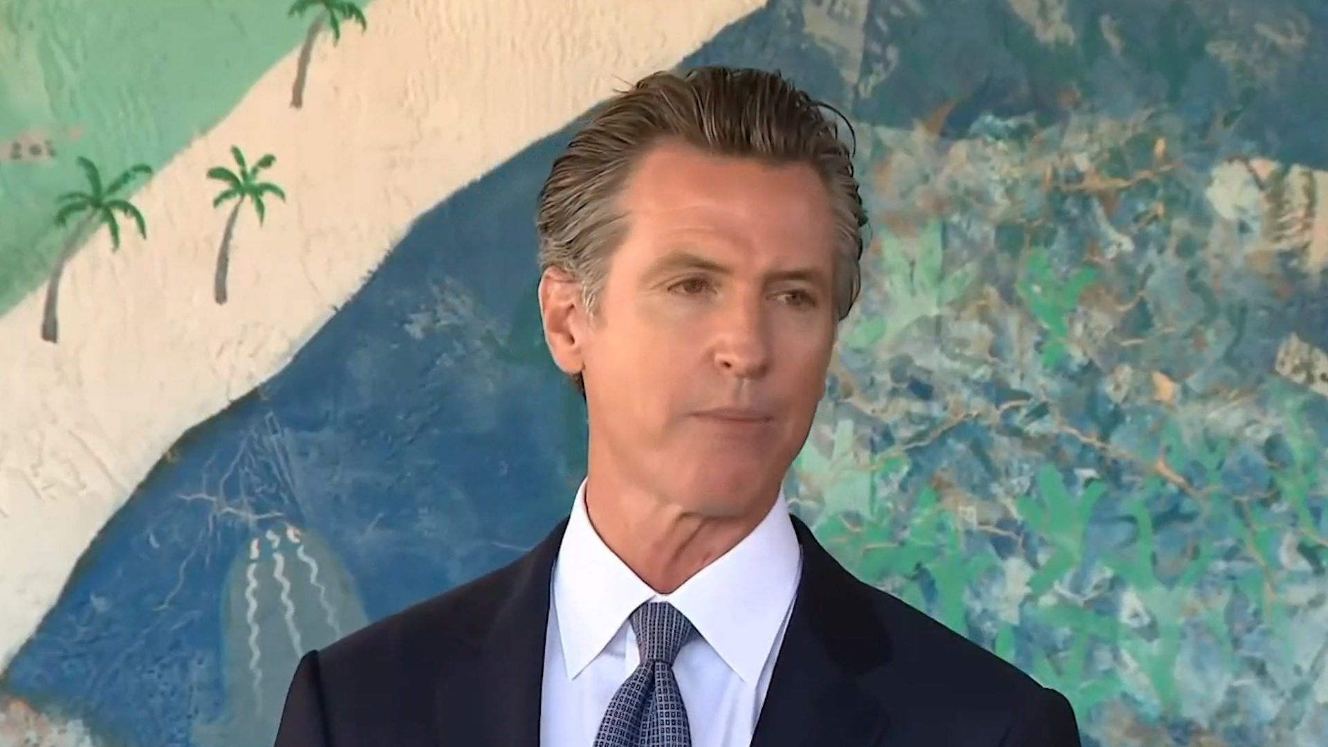 Covid policies led to trouble for Newsom. Now they could secure his future.