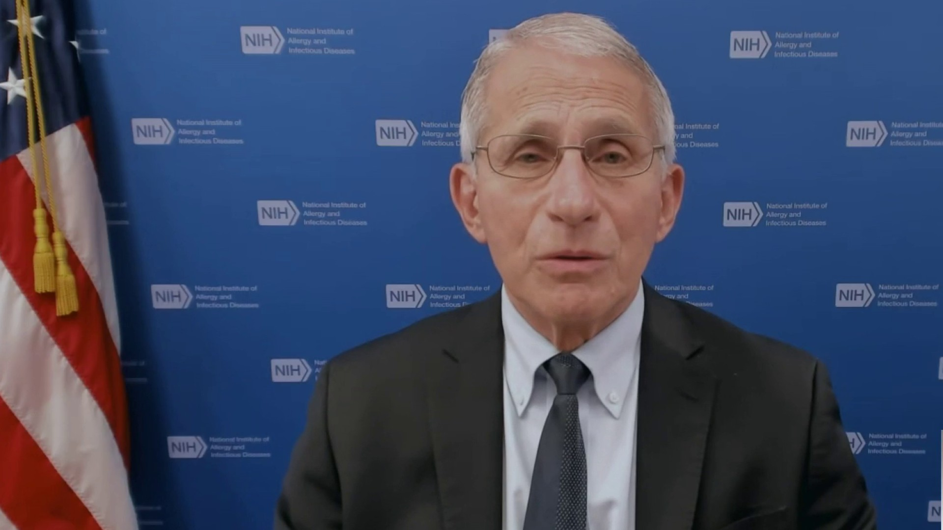 Dr. Fauci to unvaccinated: You're not in a vacuum; you're part of society