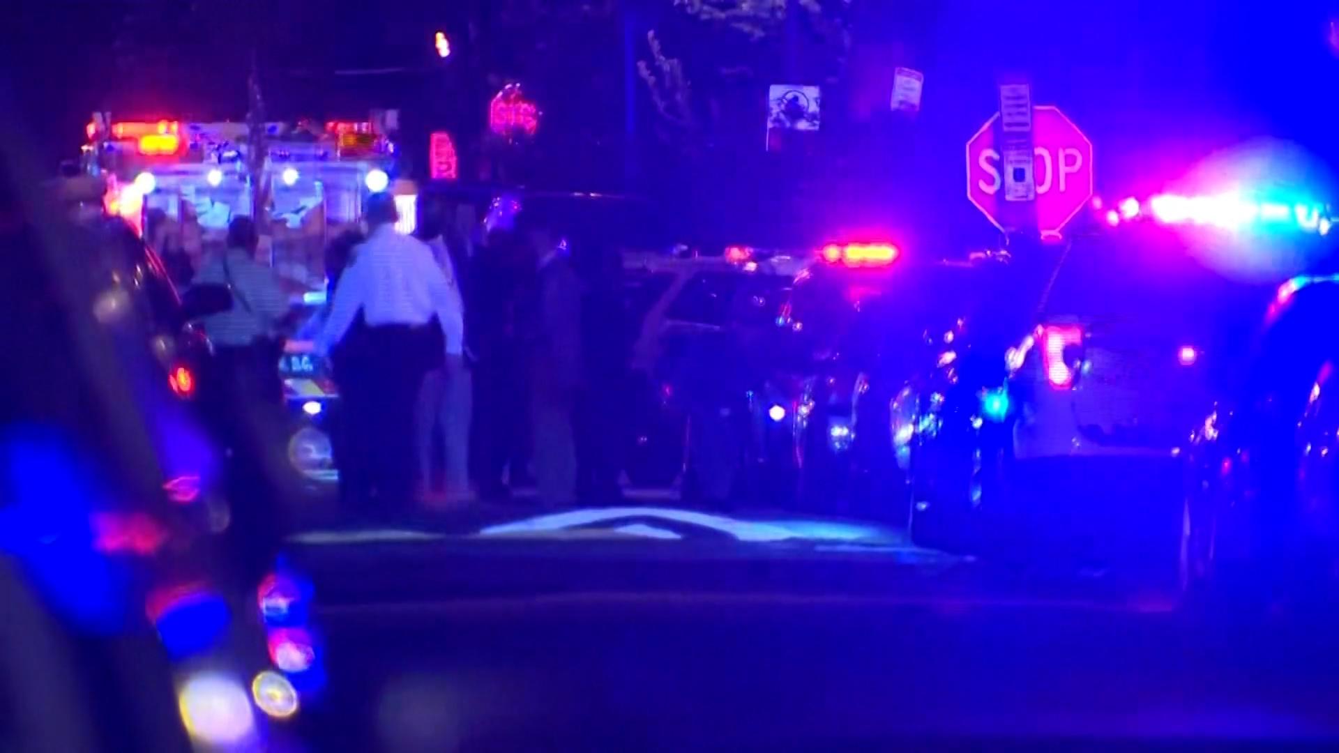 3 dead in Washington, D.C., shooting