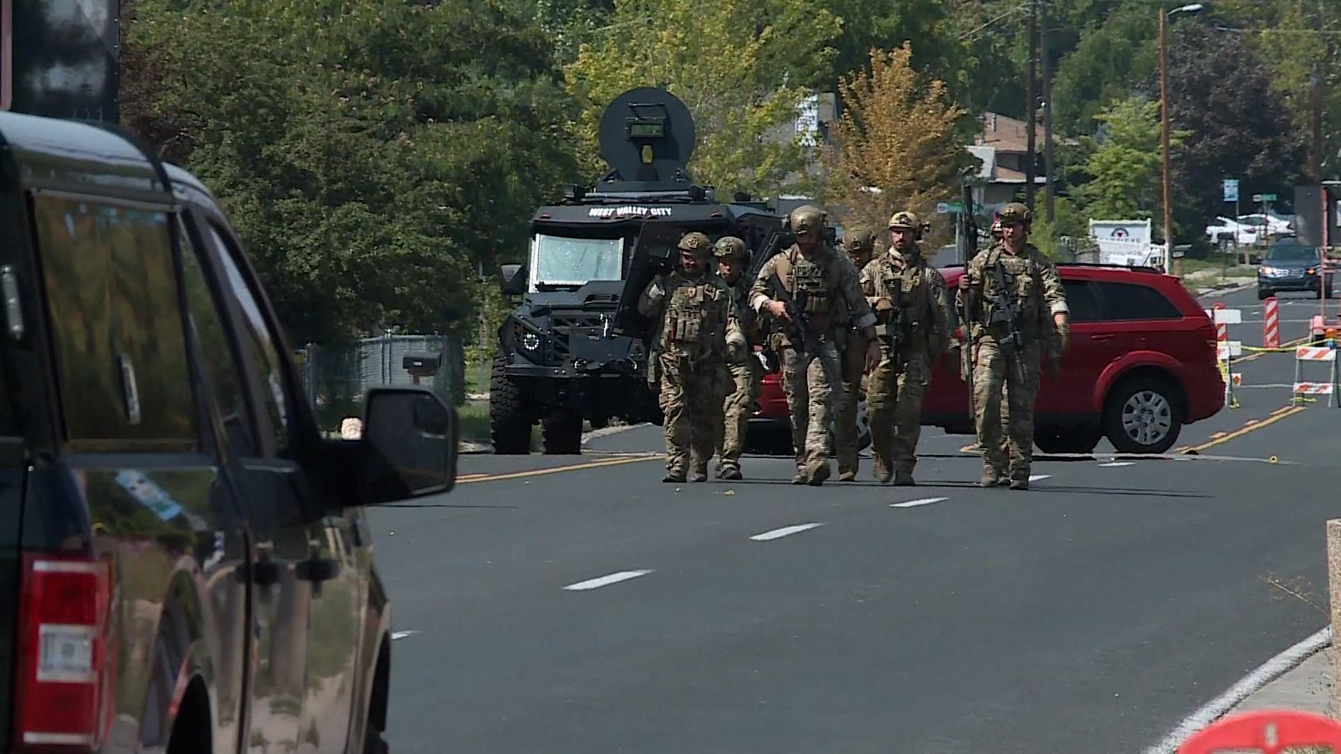 3 dead, 1 rescued in Salt Lake City standoff