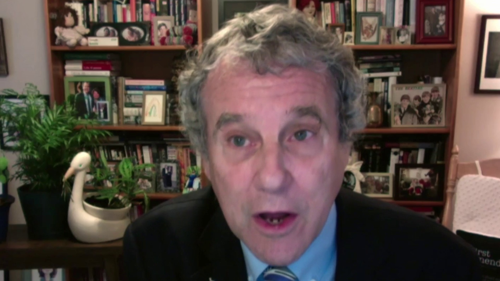 """Sen. Sherrod Brown: """"People are going to see the Child Tax Credit the way they see Social Security"""" thumbnail"""