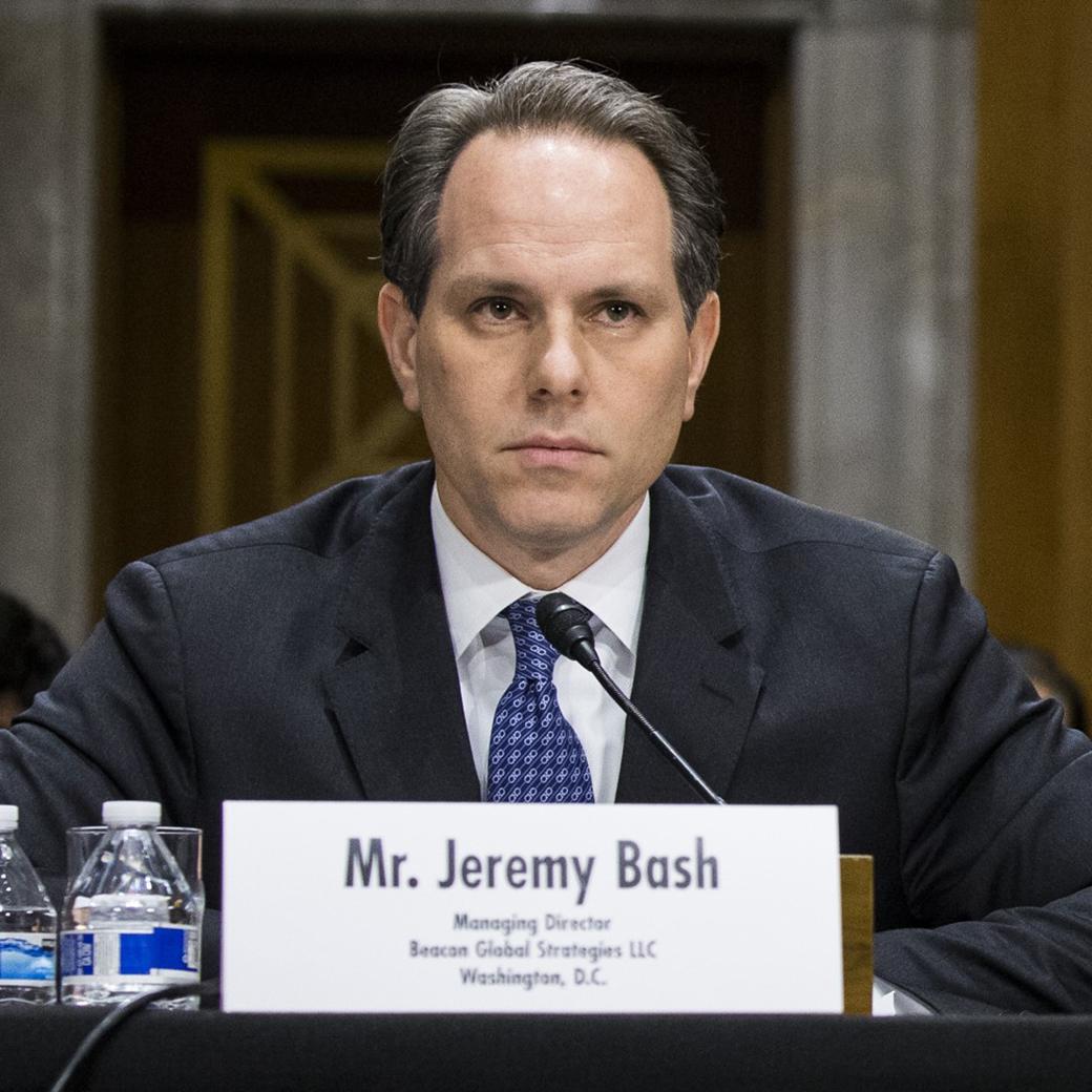Jeremy Bash