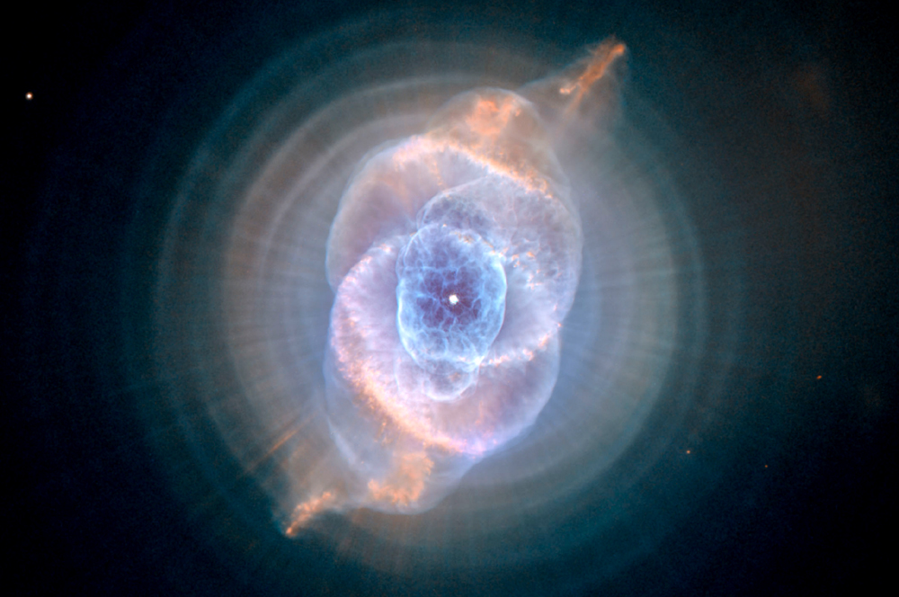 Image: Cat's Eye Nebula
