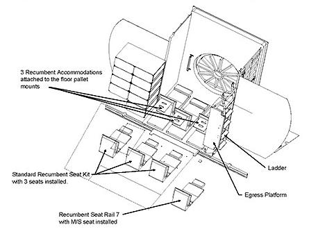 Nasa Fine Tunes Orbital Rescue Plans