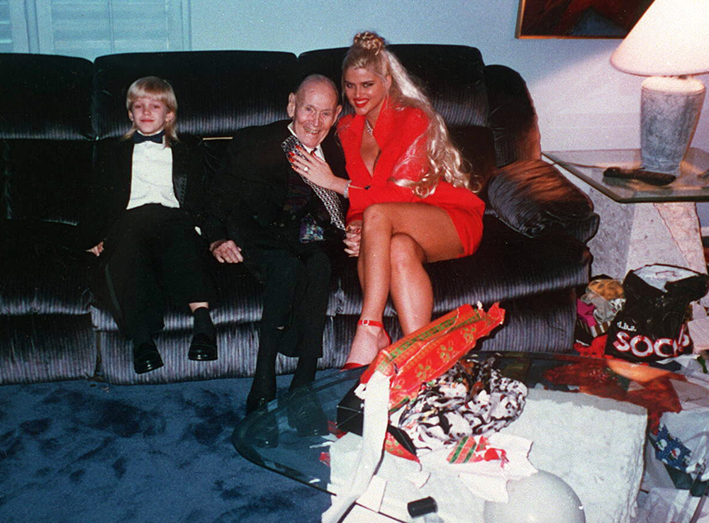Anna Nicole Smith imdb