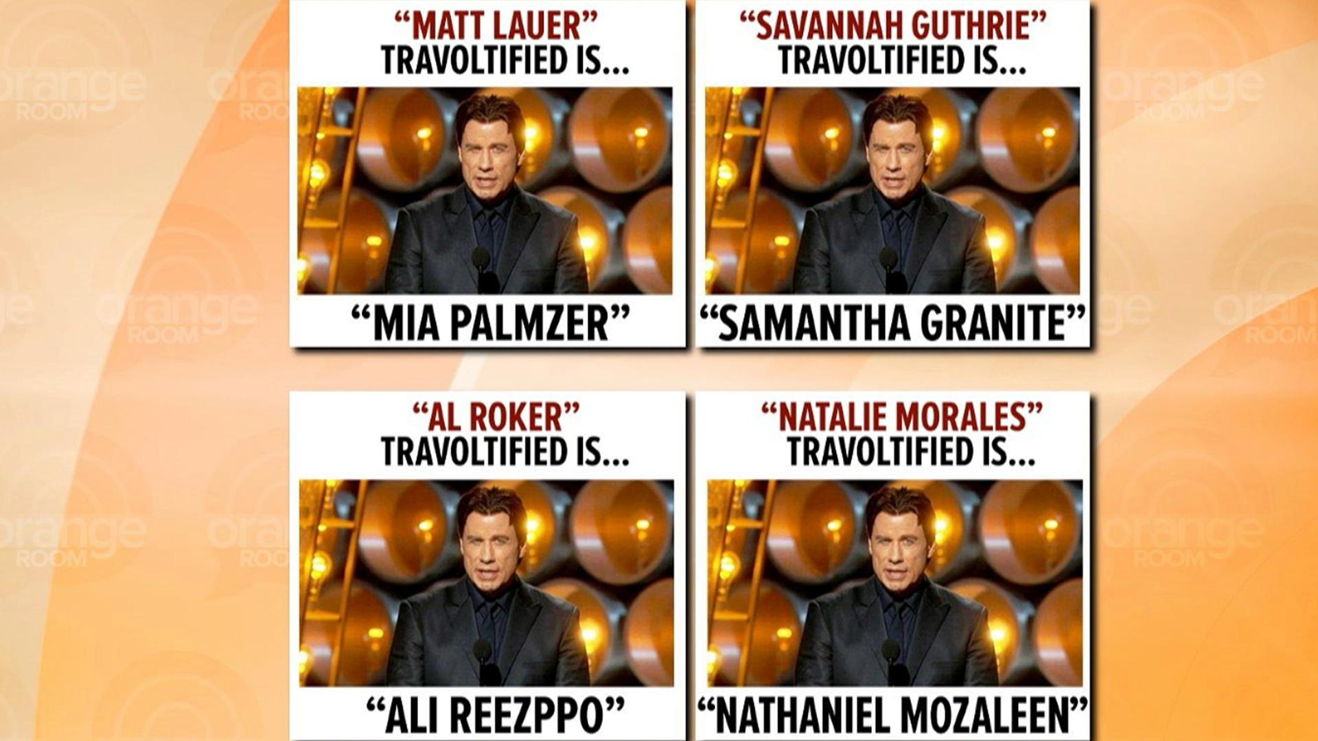 Random Name Generator Tdy Or Travolta