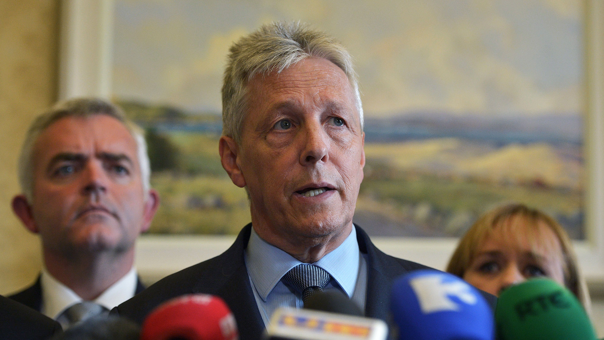 Peter Robinson: We Cannot do Business as Usual