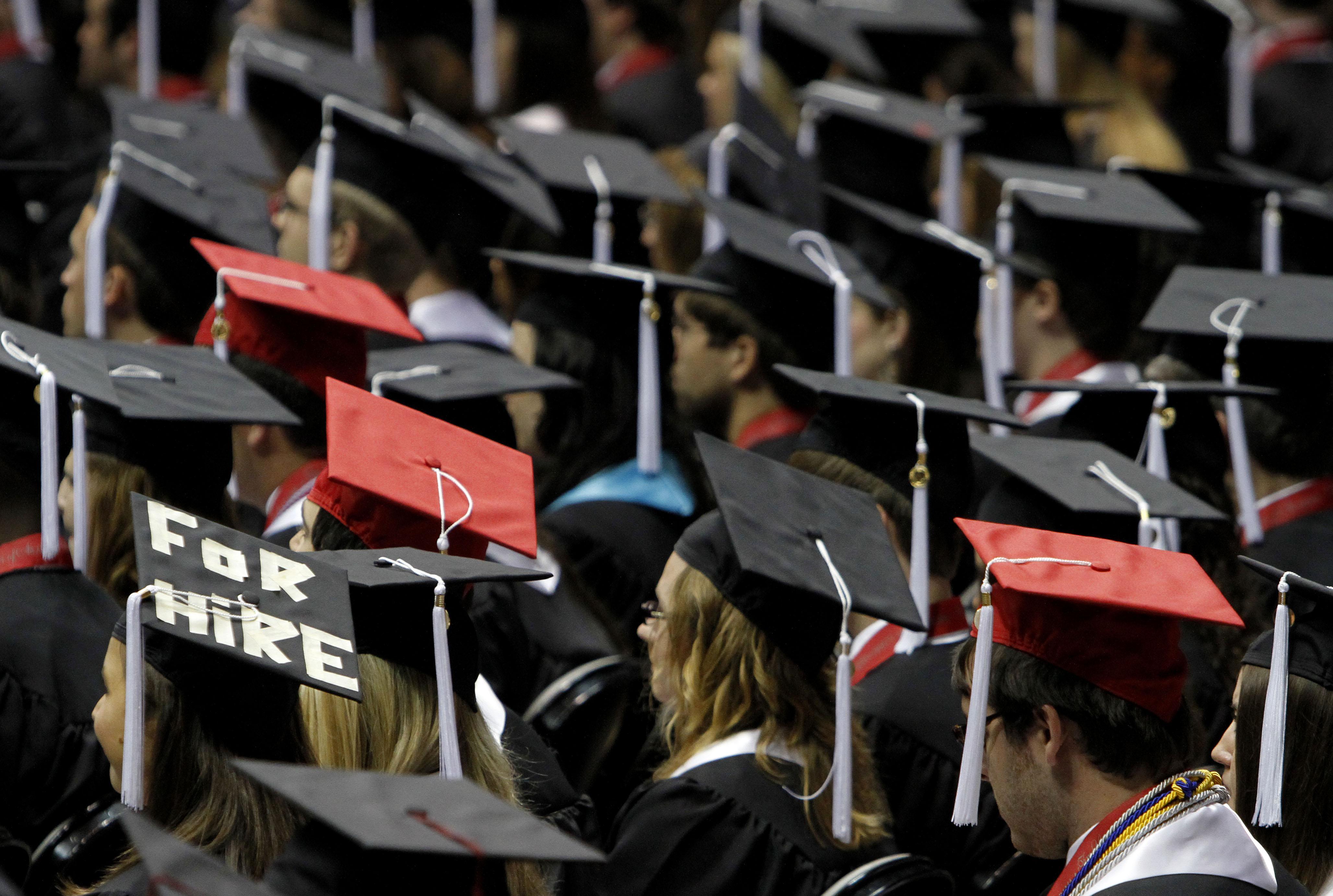 college graduates for hire