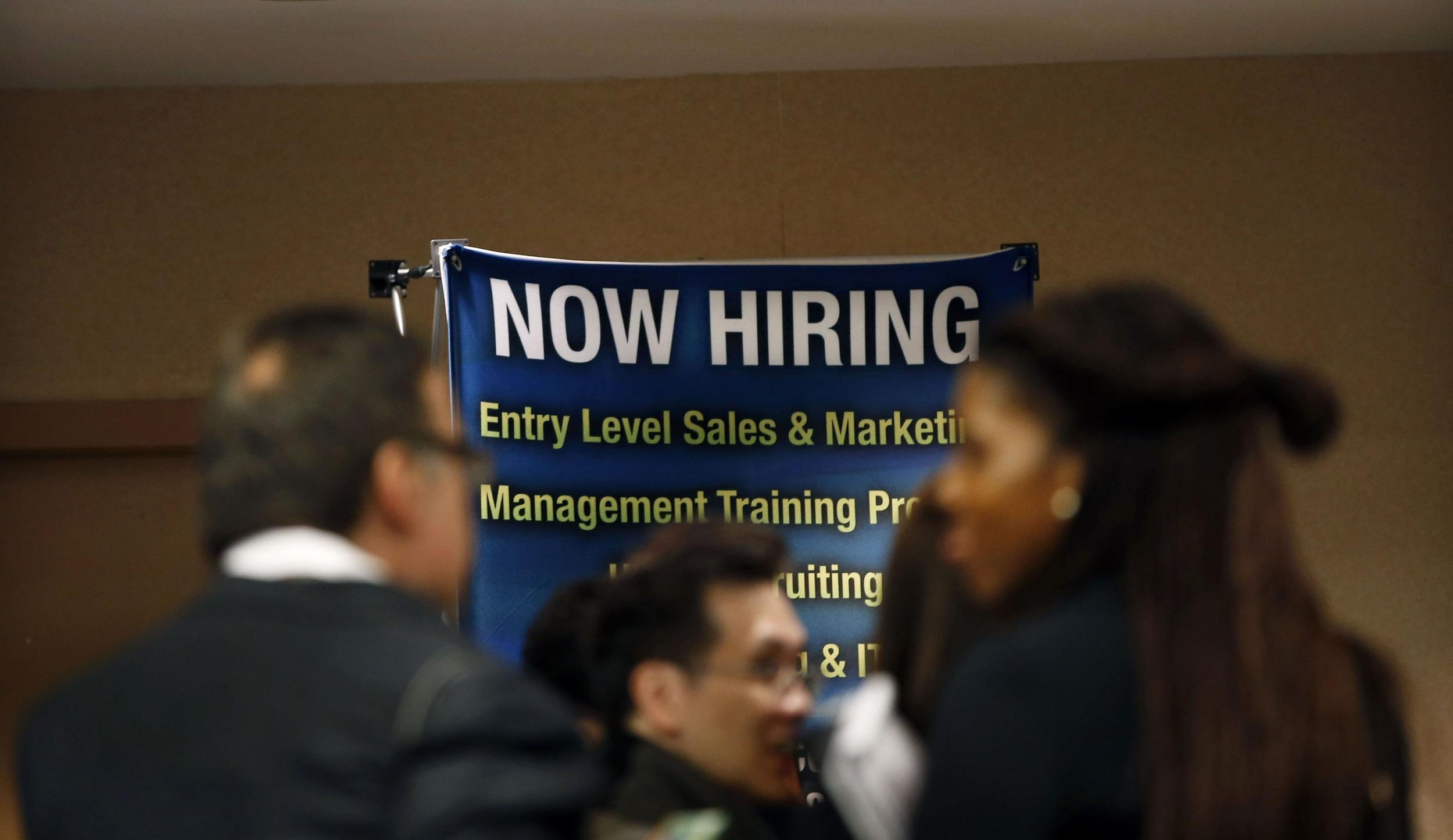 Next, don't blow the interview by hugging the hiring manager. First impression is key.