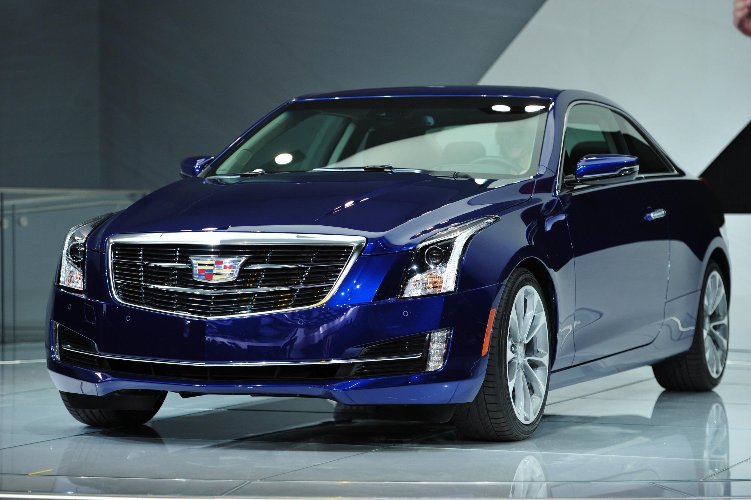 Gm Says Driverless Cadillac To Hit Road In 2017