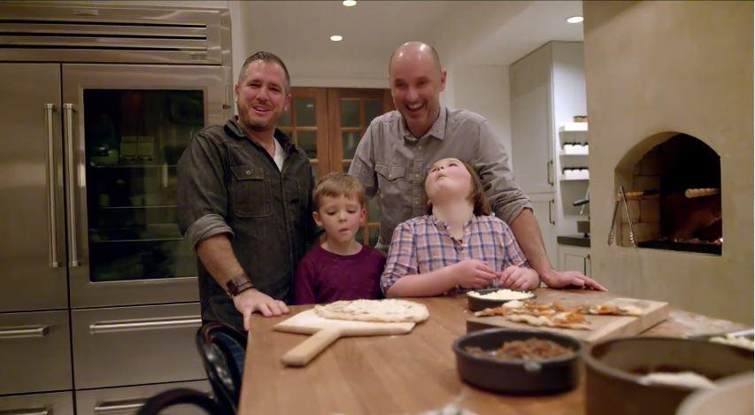 Chevy's new Olympics ad with gay families