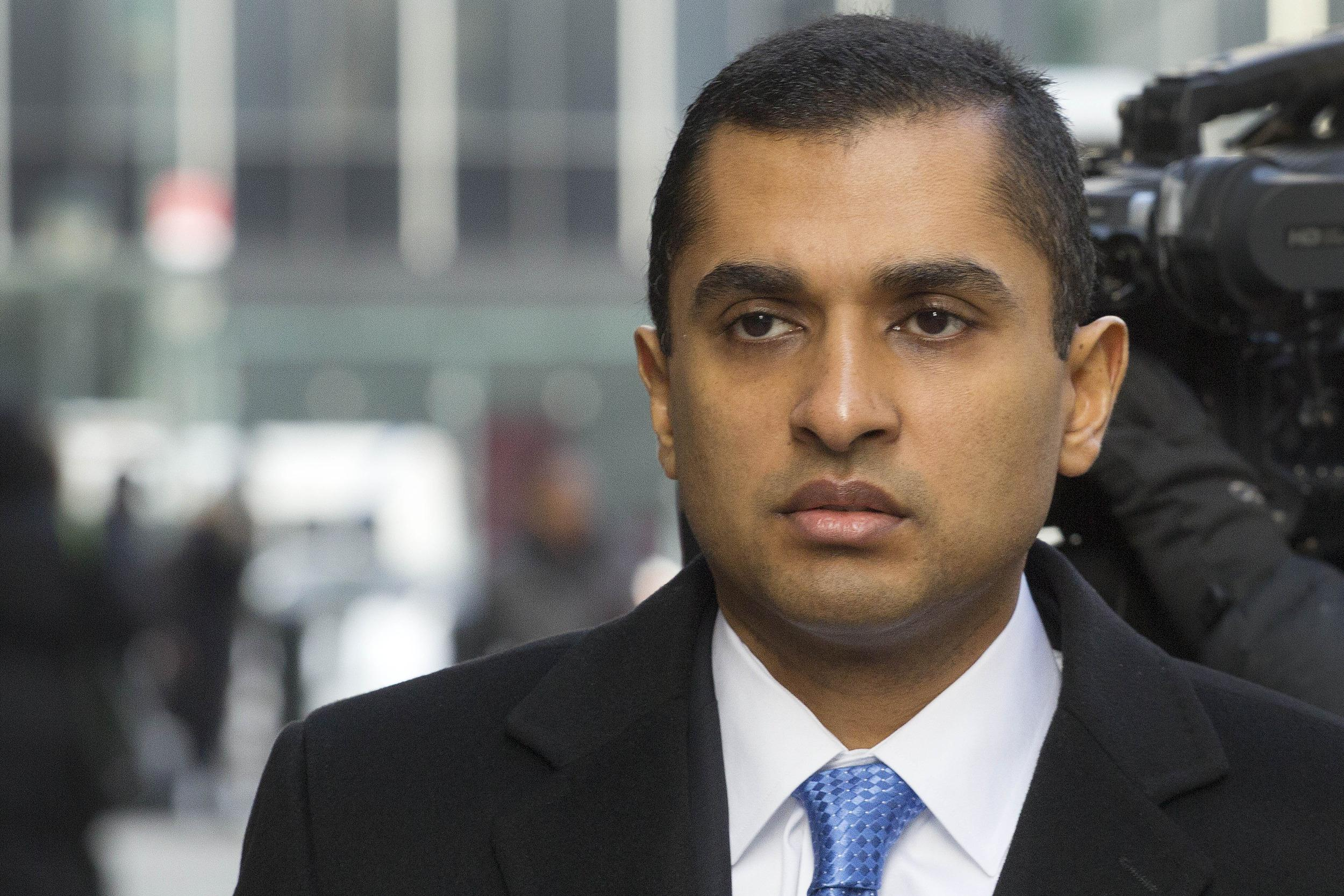 Mathew Martoma, a former SAC Capital portfolio manager, was found guilty of insider trading.