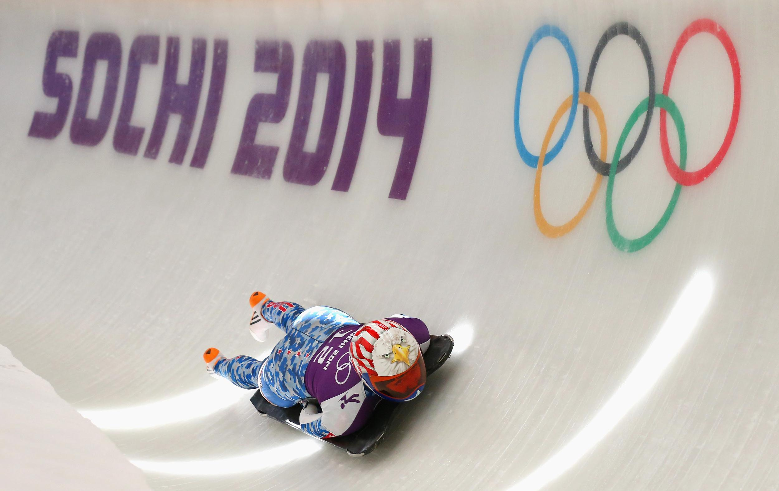 Image: Around the Games: Day 5 - 2014 Winter Olympic Games