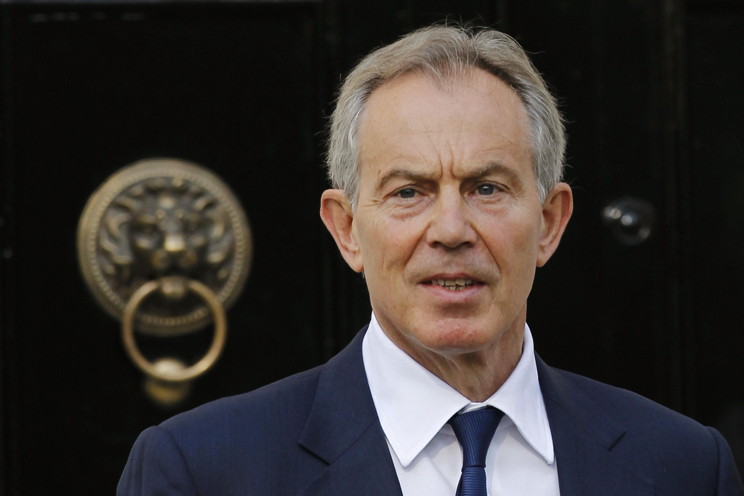 Image: Tony Blair